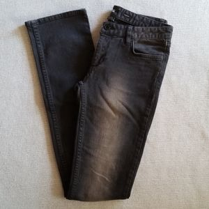 DC Straight Black Jeans